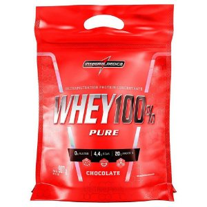 Bs Super Whey 100% Pure 907g (Refil) - Integral Medica