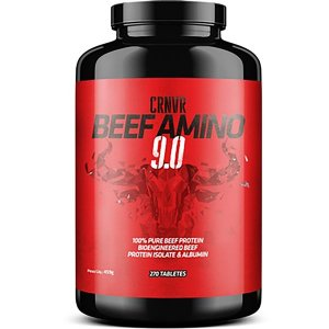Crnvr Beef Amino 9.0 270cps - Crnvr Nutrition