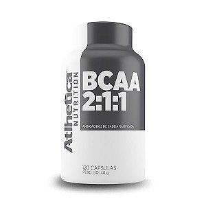 Bcaa 2:1:1 120cps - Atlhetica Nutrition