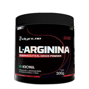 L-Arginina 300g - Dynamic Lab