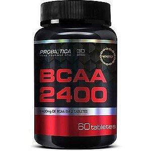 Bcaa 2400 60cps - Probiotica