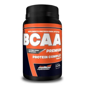 Bcaa Complex 120cps -  New Millen