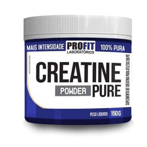 Creatine Pure Micronized 150g - Profit Laboratorios
