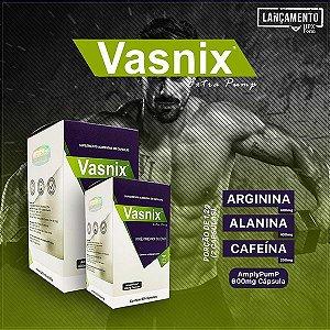 Vasnix Extra Pump 80cps - HPX Form