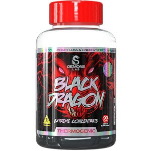 Black Dragon 90cps - Demons Lab