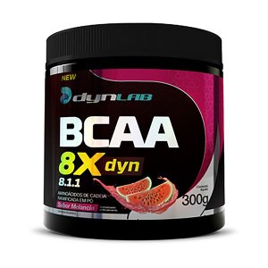 Bcaa 8x 8:1:1 300g - Dynamic Lab