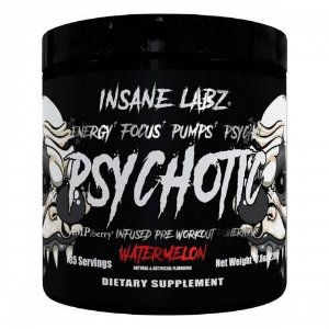 Psychotic Black Edition 35 Doses - Insane Labz
