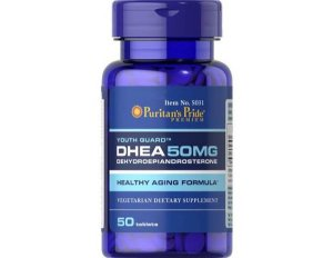 Dhea 50mg 50cps - Puritans Pride