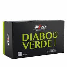 Diabo Verde 60cps - Ftw Sports