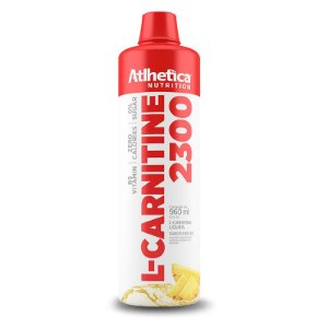 L-Carnitine 2300 960ml - Atlhetica Nutrition