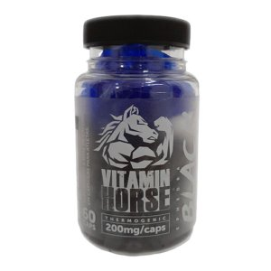 Thermogenic Ephedra Black 60cps - Vitamin Horse