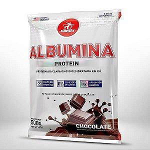 Albumina Protein 500g - MidWay