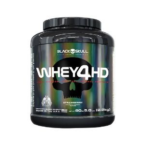 Whey 4HD 2200g - Black Skull