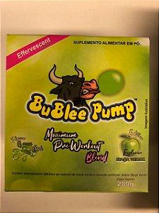 Bublee Pump 200g (Sabor: Maça Verde) - HPX Form