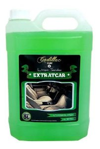 Limpa estofados Extratcar 5L Cadillac