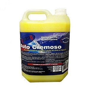Shampoo para carros - Auto Cremoso - 5 litros - Detersid