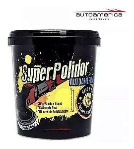 Massa de Polir Super Polidor 1KG Autoamerica