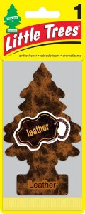 Aromatizante Leather (Couro) Little Trees