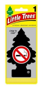 Aromatizante No Smoking Little Trees