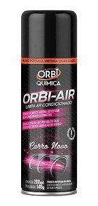 Higienizador de Ar Condicionador Carro Novo Orbi-Air