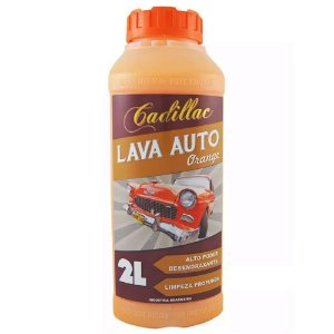 Lava Autos Orange 2L Cadillac
