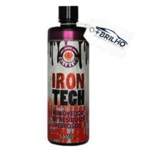 Descontaminante Ferroso Irontech 500ml Easytec