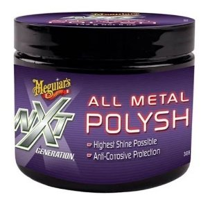 Polidor de Metal NXT 71g Meguiars
