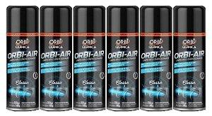 Kit Higienizador de Ar Classic 6 Unidaes Orbi Air