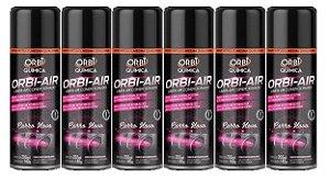 Kit Higienizador de Ar Carro Novo 6 Unidaes Orbi Air