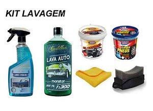 Kit Lavagem convencional