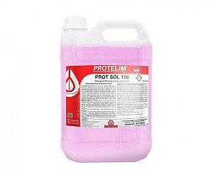 Prot Sol 100 Detergente Alcalino 5L Protelim