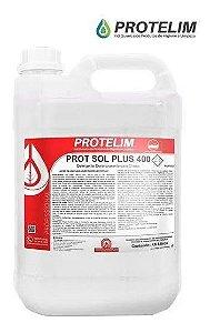 Prot Sol Plus 400 Desengraxante Concentrado 5L  Protelim