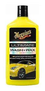 Shampoo Ultimate Wash & Wax 473ML Meguiars