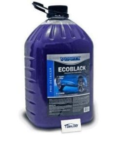 Ecoblack Finalizador para Caixa de Rodas 5L Vonixx