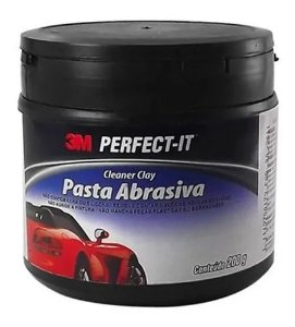 Pasta Abrasiva Clay Bar 200g 3M