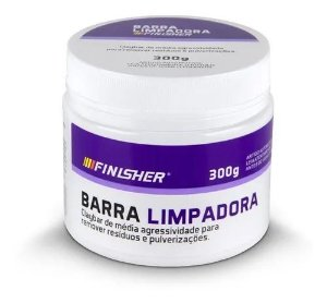 Clay Bar Barra Limpadora 300G Finisher