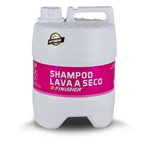Shampoo Lava a Seco 5L Finisher