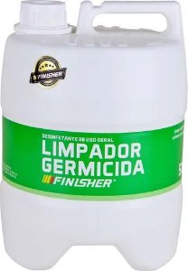 Limpador Germinicida 5L Finisher
