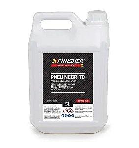 Pneu Negrito Cera Negra Para Boerachas 5L Finisher