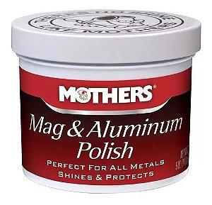 Polidor de Metais Mag e Aluminium Polish 141g Mothers