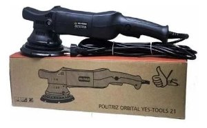 "Politriz Roto Orbital Yes Tools 220V 6"" Kers"