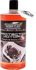 Verniz Proteção e Brilho para Motores 1L Nobre Car