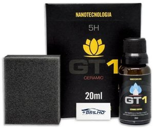 GT1 Ceramic Vitrificador de Pintura 20ml Easytech