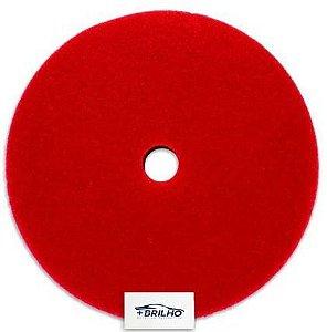 Boina de Espuma Vermelha Lustro 7,5 AutoAmerica