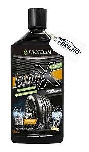 Black X Selante para Pneus 500g Protelim