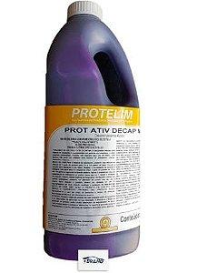 Prot Ativ Decap Max Desincrustante 1:100 2L Protelim