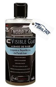NC Visible Glass Sio2 500ml Nobre Car