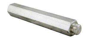 Prolongador de Aluminio para Politriz 10CM Detailer