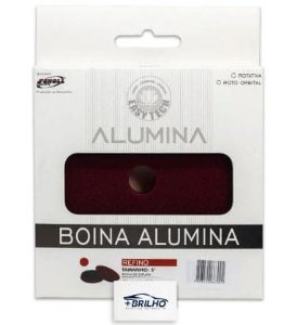 Boina Alumina Refino 140mm 5' Easytech