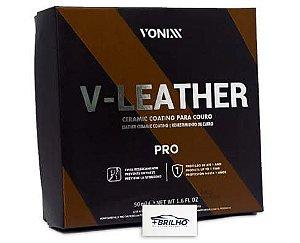 V-Leather Pro Vitrificador de Couro 50ML Vonixx